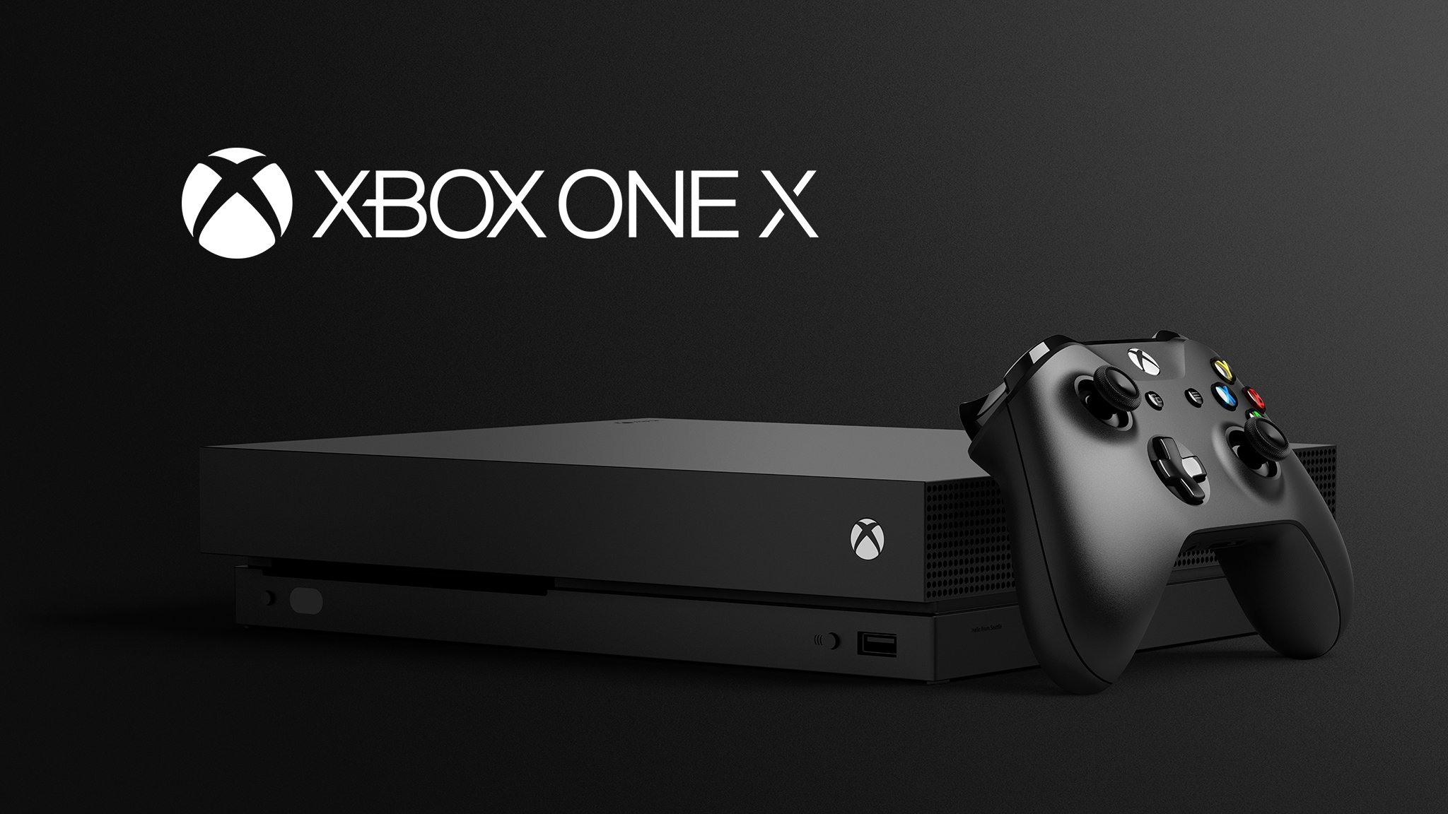 Купить Xbox One X в Симферополе Икс Бокс Ван Икс
