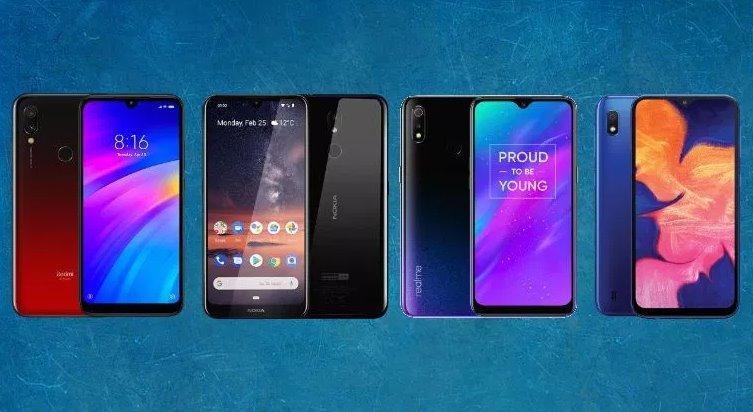 самый лучший бюджетный смартфон 2020 года до 10000