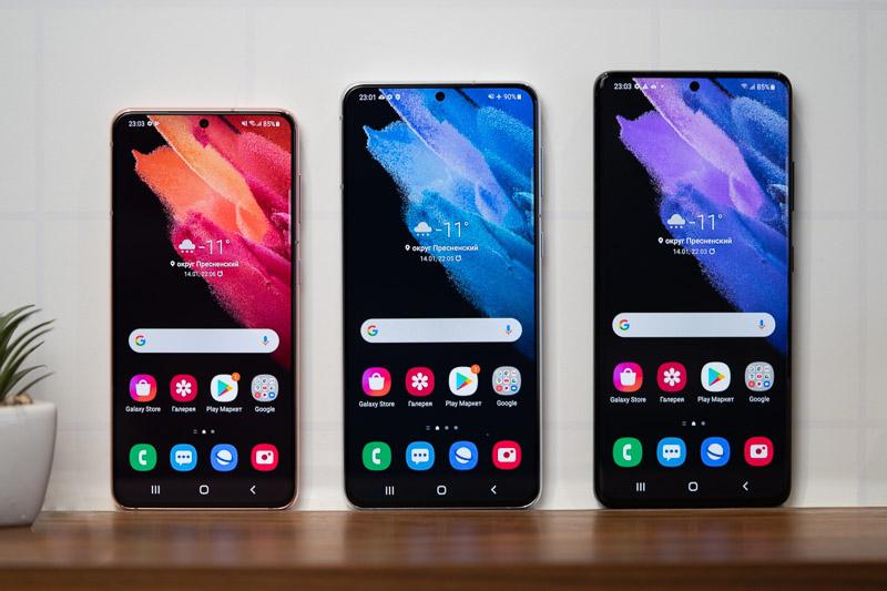 Вышел Samsung Galaxy S21. Здесь все подробности о главном Android флагмане