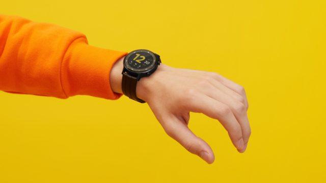 Выгодно забираем новые Realme Watch. Это самые стильные смарт-часы из дешевых